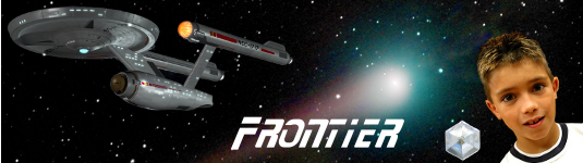 Frontier Banner PNG